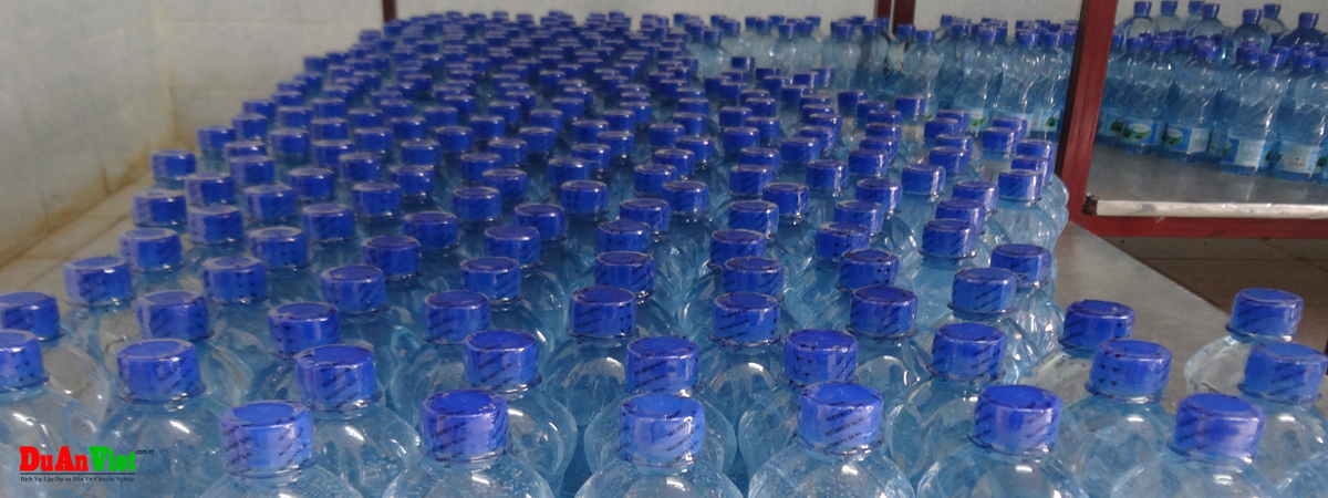 Dự án nước tinh khiết