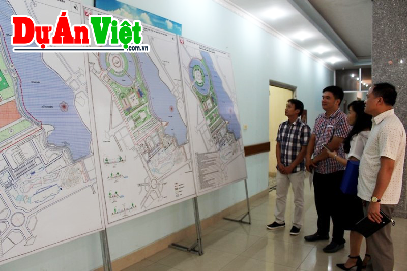 Hải Phòng công bố quy hoạch chi tiết tỷ lệ 1/500 Cung Văn hóa lao động hữu nghị Việt Tiệp và khu vực hồ An Biên