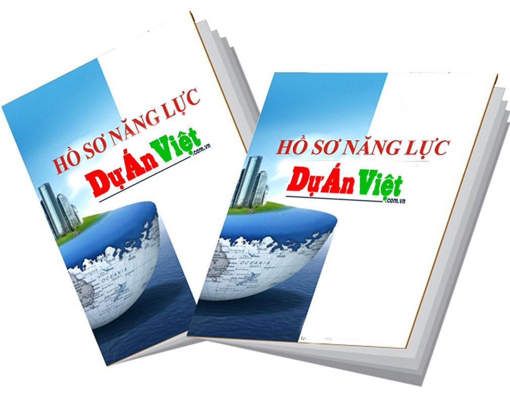 Hồ sơ năng lực Dự Án Việt