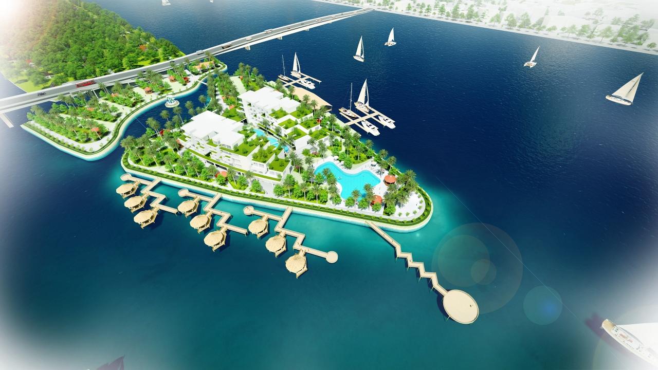 """Trình bày Thành công Báo cáo ĐTM Dự án """"Khu du lịch nghỉ dưỡng sinh thái MeKong Pearl"""" - Bến Tre"""
