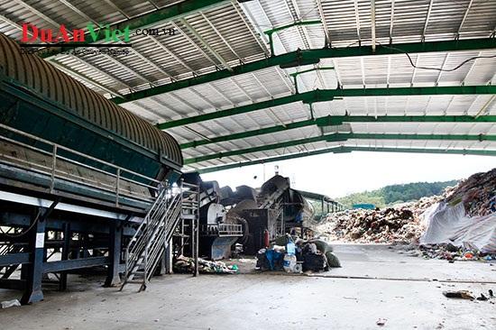 Dự án nhà máy xử lý chất thải