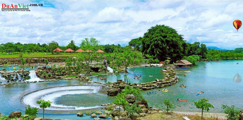 Dự án khu du lịch sinh thái cộng đồng Tân Thuận