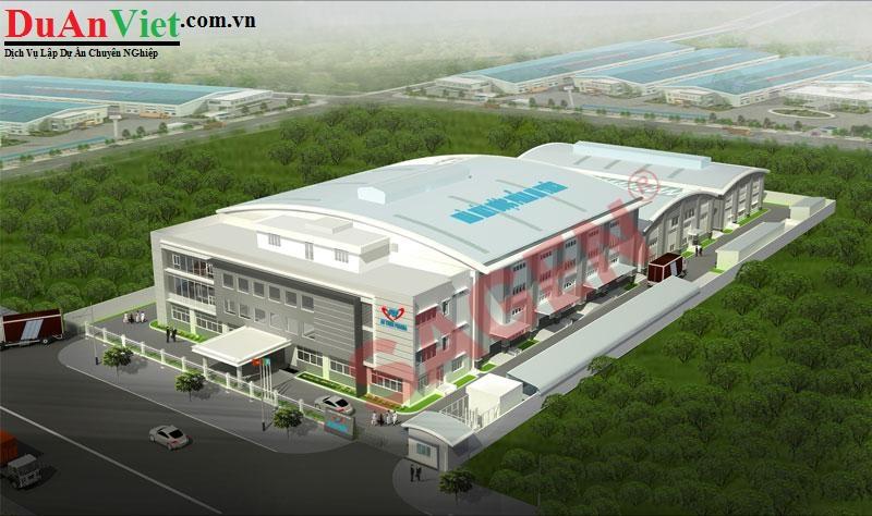 Dự án nhà máy chế biến dược liệu, thực phẩm Trường Sinh