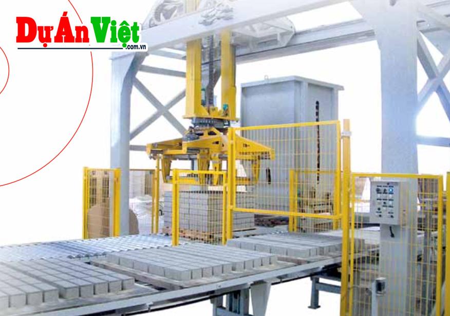Dự án  Kho bãi than và Nhà máy sản xuất vật liệu không nung tỉnh Hậu Giang