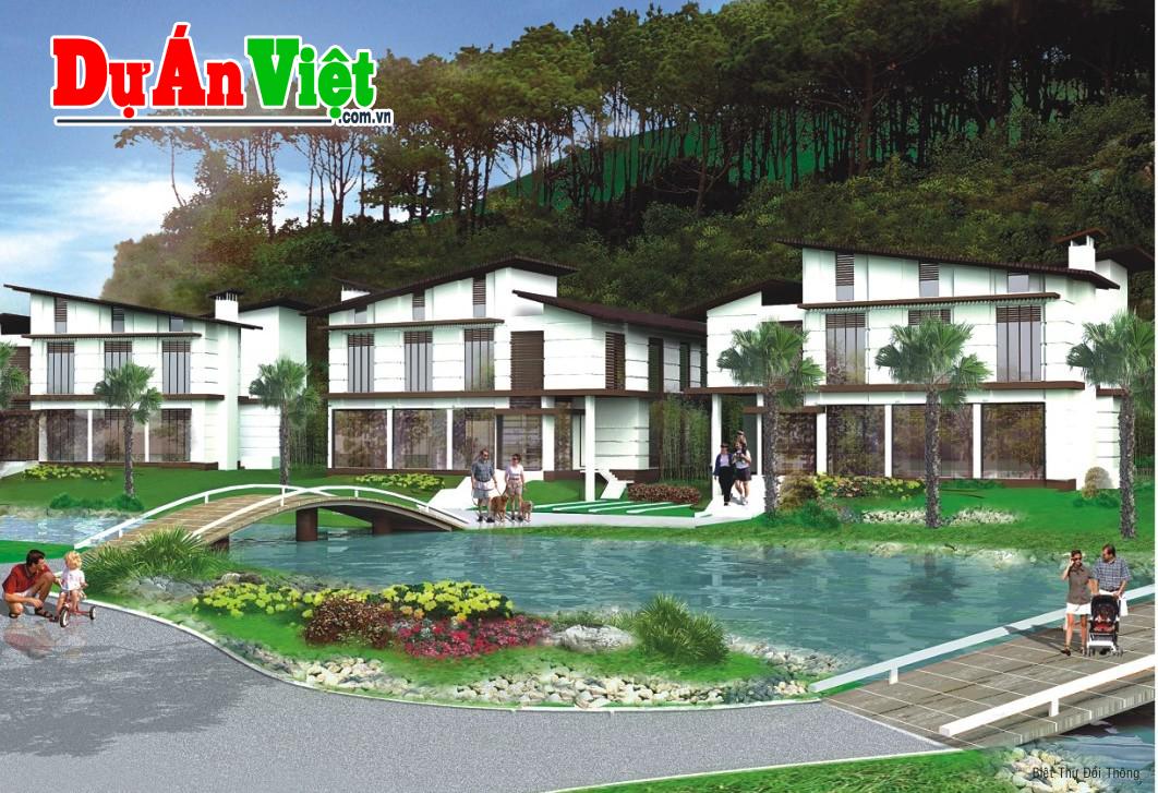Dự án Khu biệt thự Du lịch Nghỉ dưỡng Phước Gia An tỉnh Bà Rịa - Vũng Tàu