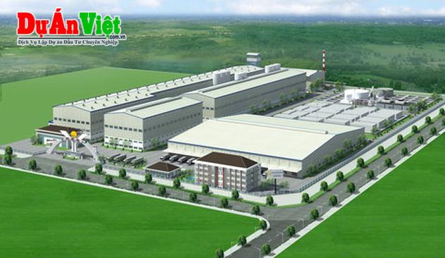 Dự án xây dựng nhà máy chế biến dược liệu, thực phẩm Trường Sinh
