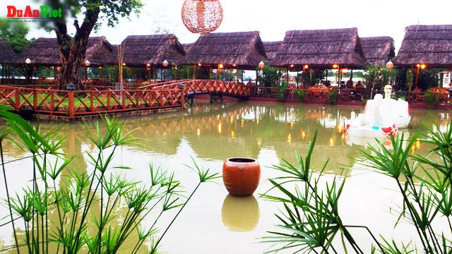 Dự án đầu tư khu du lịch nghỉ dưỡng Tân Thuận Đông