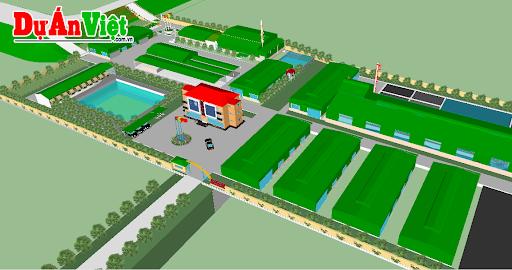 Dự án xây dựng khu xử lý chất thải tái chế phế liệu Hà Nội