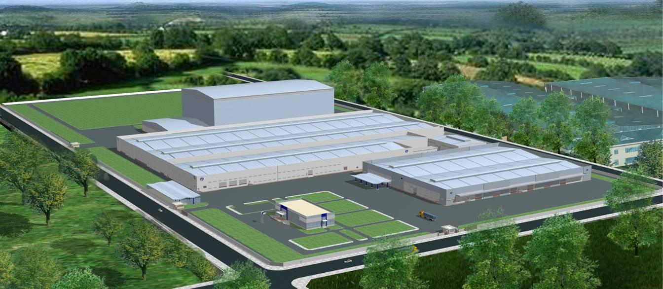 Dự án nhà máy chế biến sản xuất nông sản thủy sản