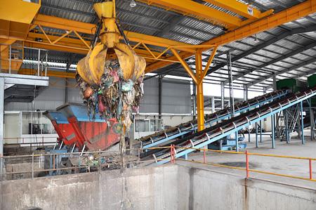 Dự án nhà máy xử lý chất thải Ninh Bình