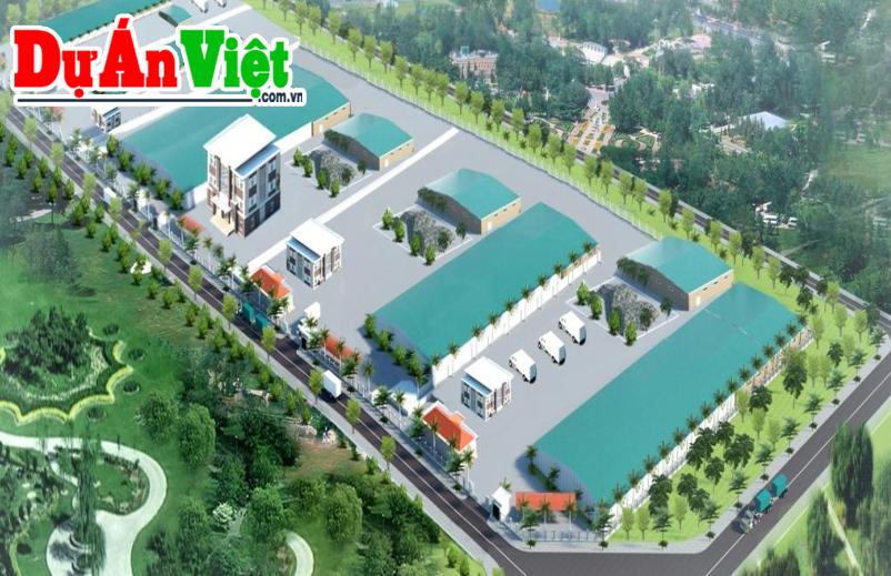 Dự án Trung tâm nghiên cứu và sản xuất thuốc ứng dụng công nghệ cao tỉnh Đồng Nai