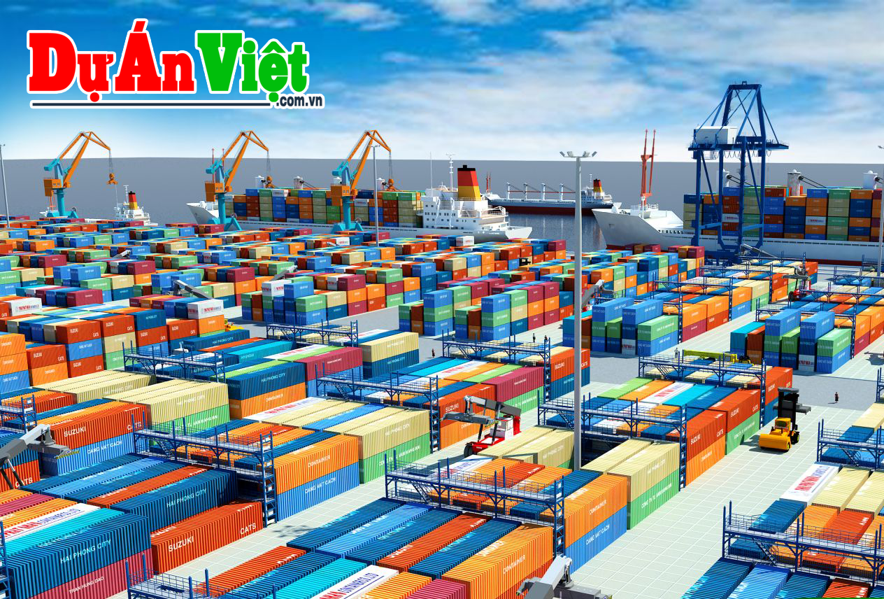 Thuyết minh Dự án Khu Trung tâm Logistics Chu Lai tỉnh Quảng Nam