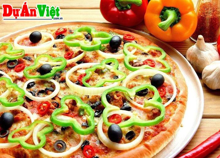 Dự án đầu tư Nhà hàng Pizza Việt tại TPHCM