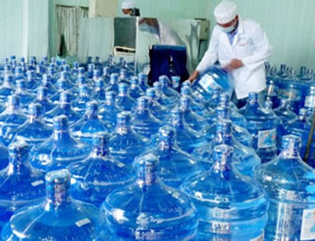 Dự án nước tinh khiết An Giang