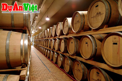 Thuyết minh dự án Nâng công suất nhà máy sản xuất rượu - Công ty Rượu Quốc Tế Bình Dương