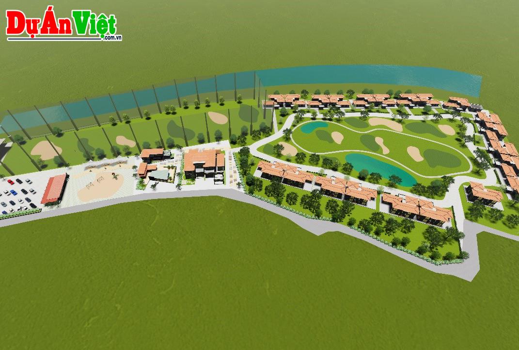 Thuyết minh Quy hoạch 1/500 Khu nghỉ dưỡng dã ngoại Yuna