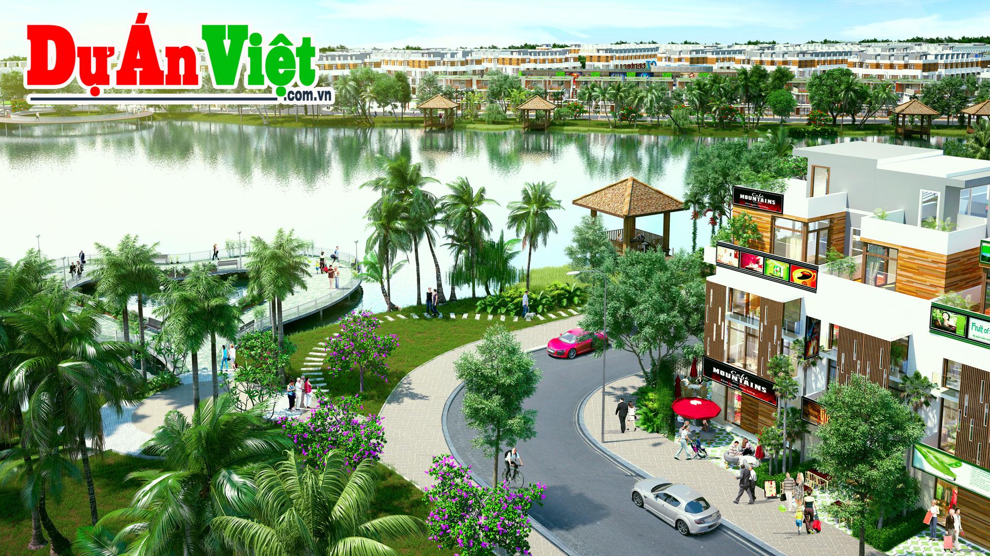 Dự án Khu du lịch sinh thái kết hợp nghỉ dưỡng Bắc Giang