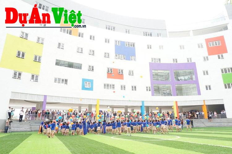 Dự án Trường Quốc tế TPHCM - Đông Sài Gòn