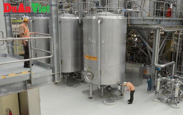 Dự án nhà máy chế biến và sản xuất cafe