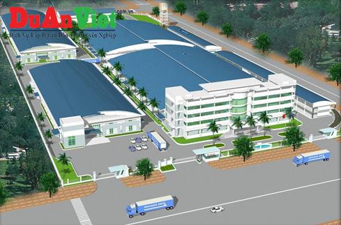 Dự án nhà máy sản xuất panel Phương Nam