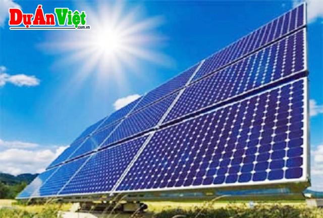 Thuyết minh Dự án Nhà máy điện mặt trời Tỉnh Cà Mau