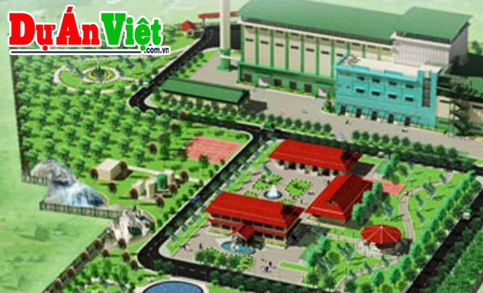 Nhà máy tái chế và xử lý chất thải Phú Quốc