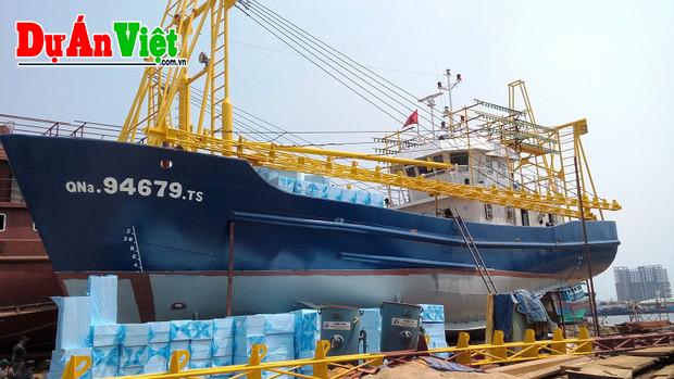 Thuyết minh dự án đóng tàu Hòa Bình