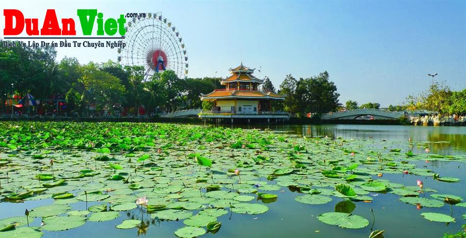 Dự án Việt tư vấn lập dự án xây dựng công viên văn hóa