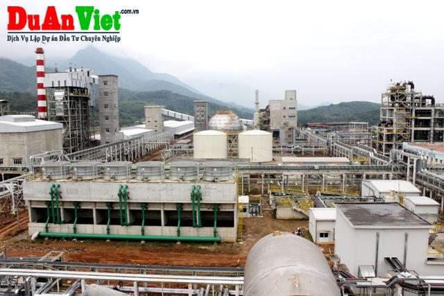 Dự án nhà máy sản xuấtphân bón hữu cơ