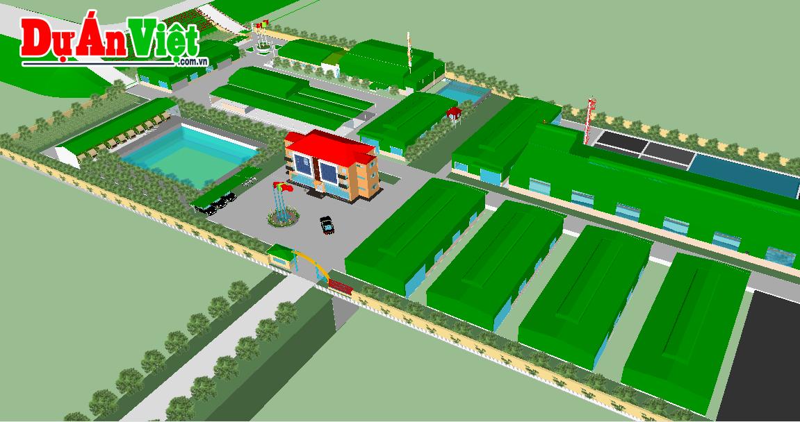Dự án Nhà máy Xử lý chất thải, tái chế phế liệu Nam Giang
