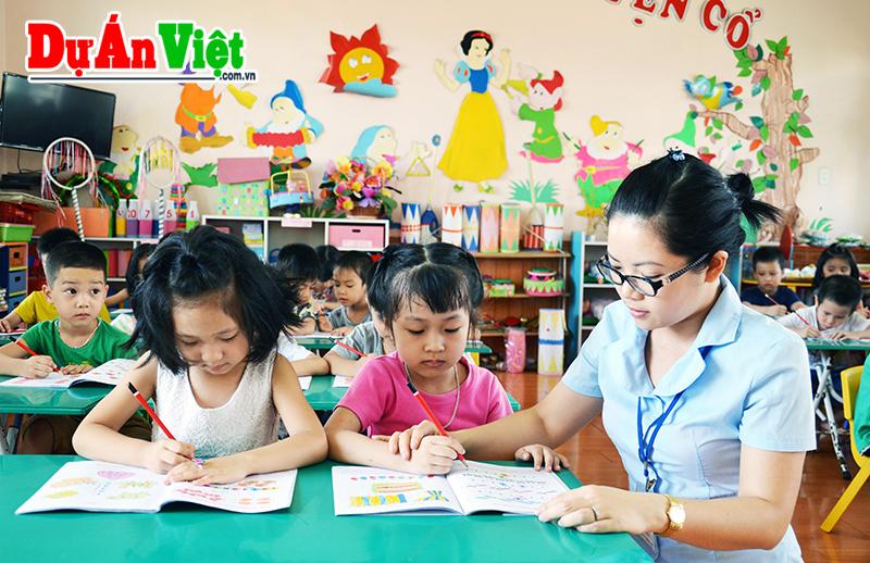 Dự án Xây dựng Trường Mầm non Quốc tế Thiên Đường