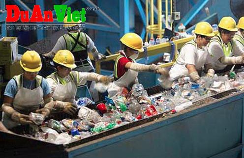 Tư vấn lập dự án xử lý rác thải công nghiệp