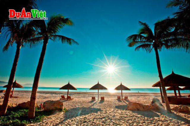 Dự án kinh doanh bãi biển Ngọc Châu