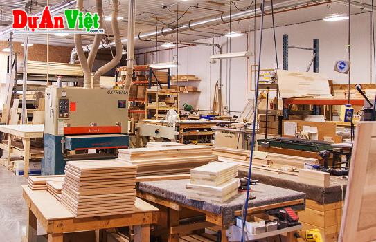Thuyết minh dự án nhà máy sản xuất gỗ tỉnh Gia Lai
