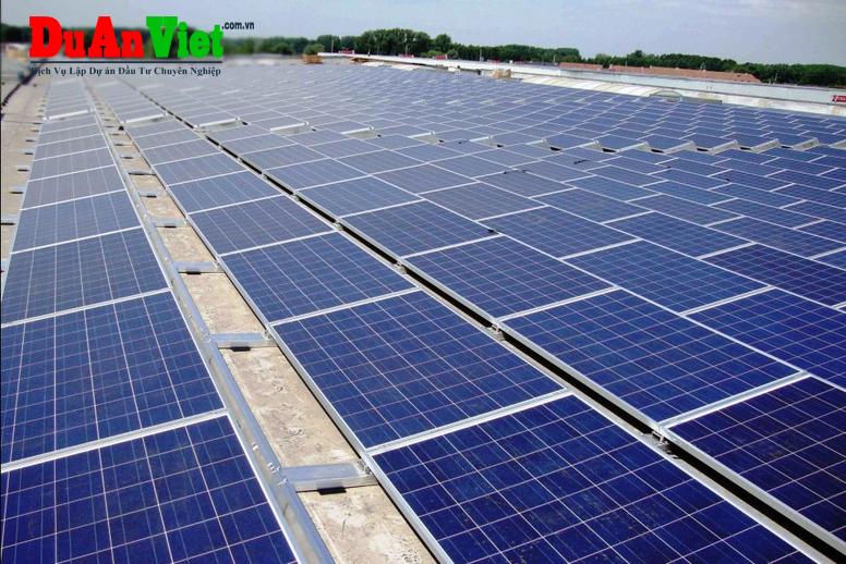 Trang trại điện mặt trời kết hợp Nông nghiệp công nghệ cao và tham quan du lịch tỉnh Sóc Trăng