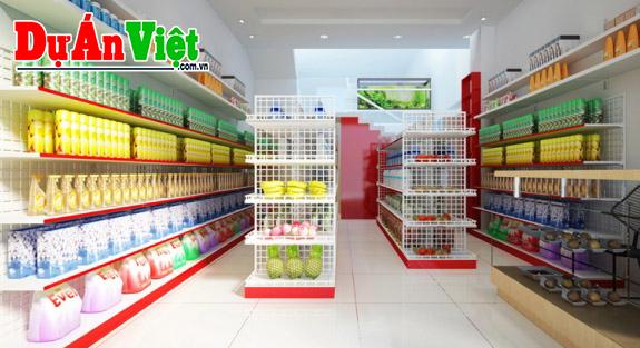 Dự án siêu thị mini
