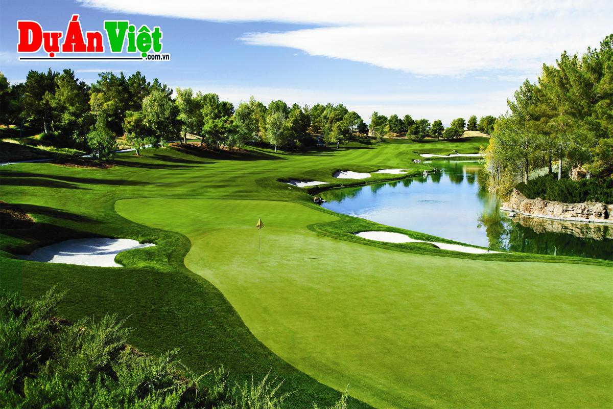 Thuyết minh Dự án Đầu tư Sân Golf