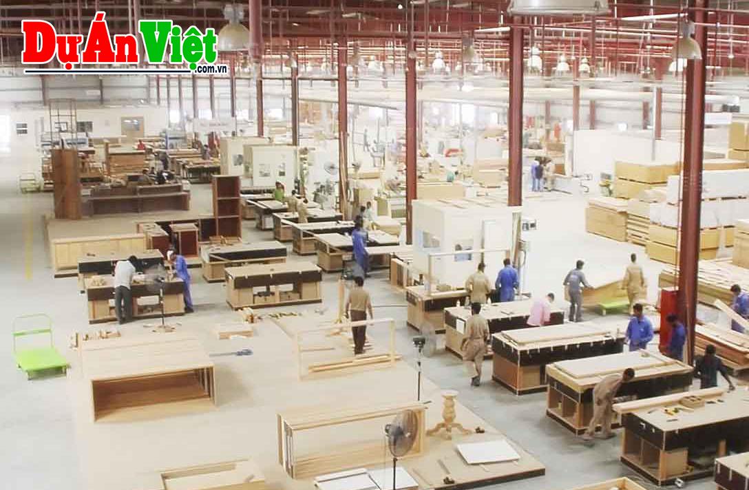 Thuyết minh Dự án Nhà máy sản xuất gỗ xuất khẩu và nội địa