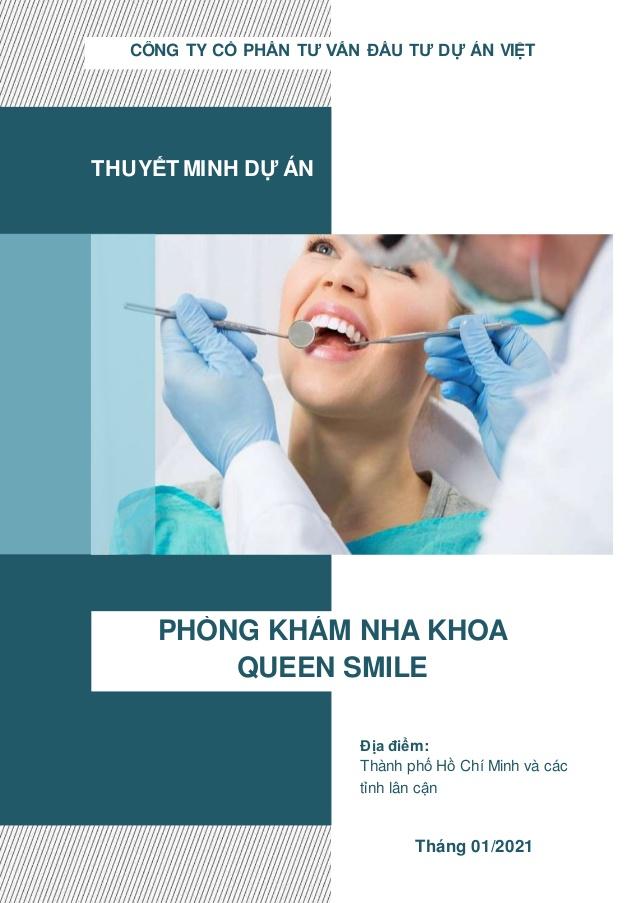 Dự án phòng khám nha khoa
