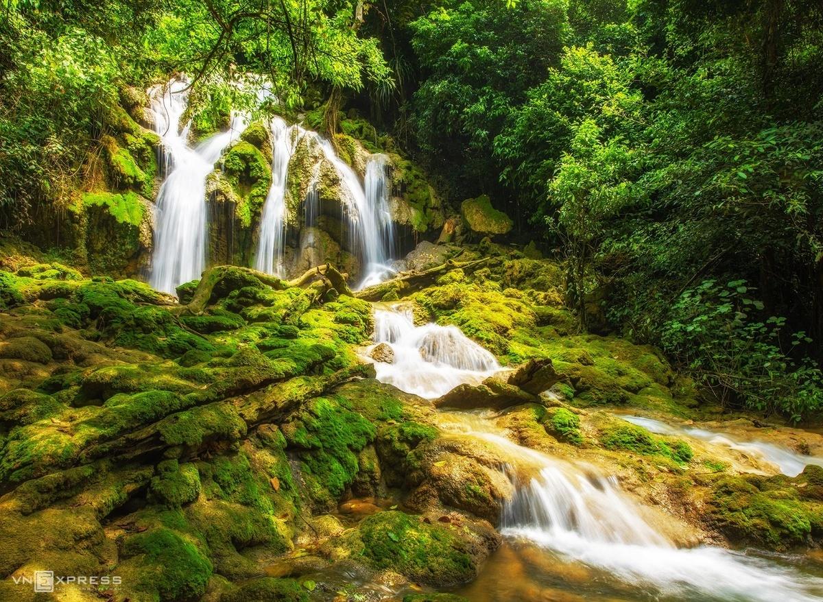 Dự án bảo tồn, tân tạo khu danh thắng thác khe vằn
