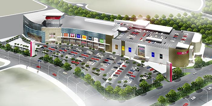 Dự án siêu thị đường mọ cọ