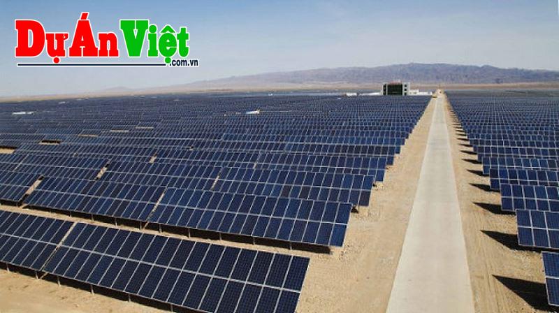 Báo cáo đầu tư (bổ sung) Quy hoạch dự án Nhà máy điện mặt trời Dự Án Việt - Tỉnh Bình Dương