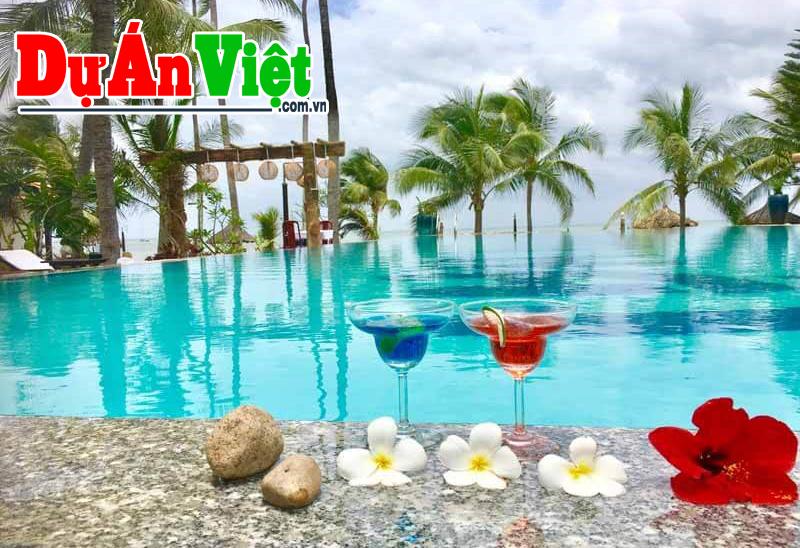 Dự án CT Tập đoàn Holi Group - Lee Hill Bungalow - Lee Sea Resort TP Quy Nhơn