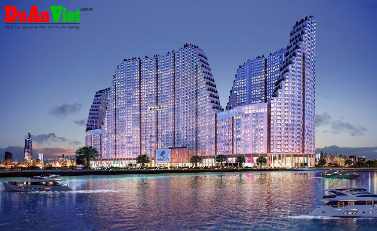 Đầu tư khu chung cư cao tầng kết hợp dịch vụ văn phòng