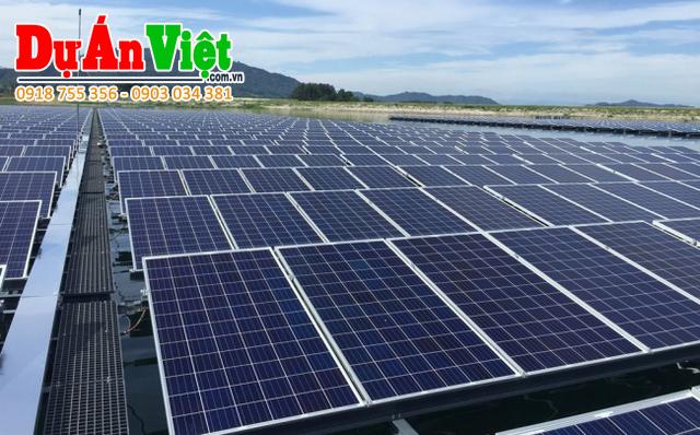 Dự án đầu tư Nhà máy điện mặt trời Tỉnh Cà Mau