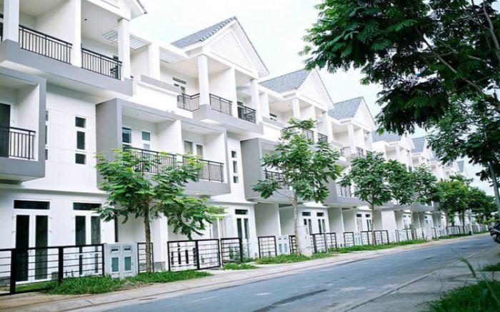 Dự án khu dân cư