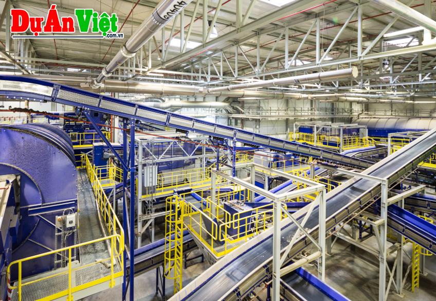 Dự án Nhà máy xử lý chất thải Gia Viễn tỉnh Ninh Bình
