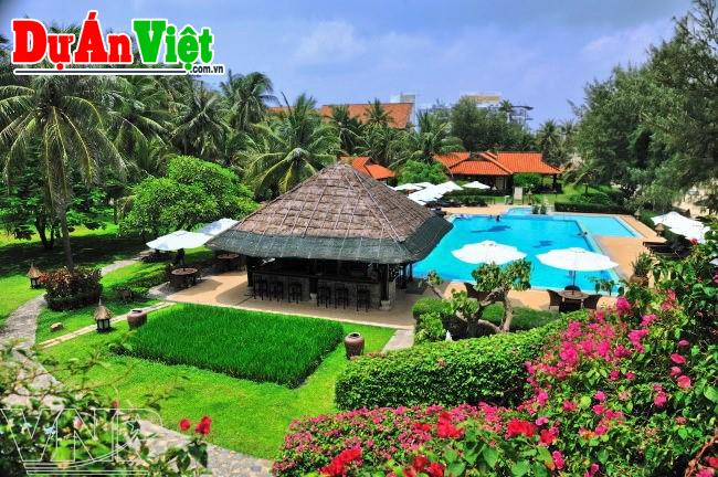 Khu du lịch sinh thái Diêm Tiêu tỉnh Bình Định