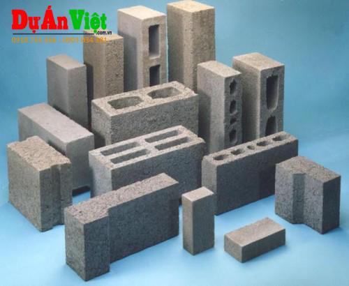 Thuyết minh Dự án xây dựng Nhà máy sản xuất gạch không nung